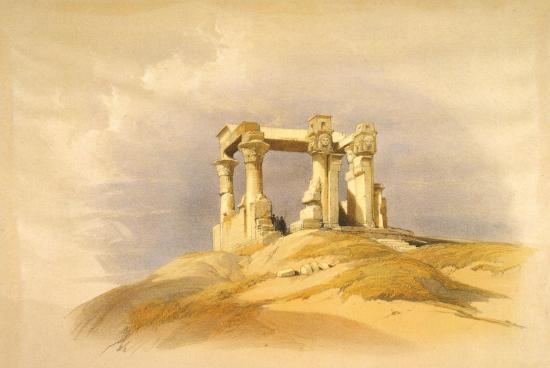 Temple du Wady Kardassy Nubie