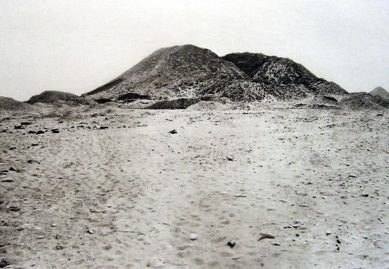 pyramide de Sésostris III