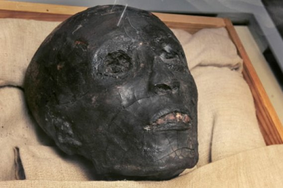 momie de toutankhamon