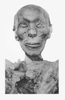 Momie de Thoutmosis II