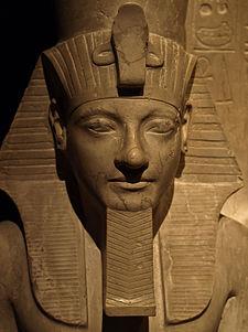 Statue d'Horemheb