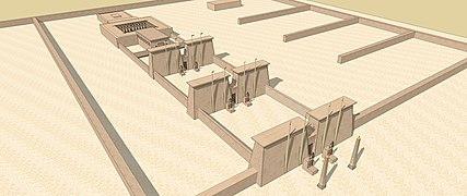 Temple de millions d'années d'Amenophis III