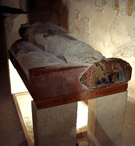Sarcophage de Séthi II