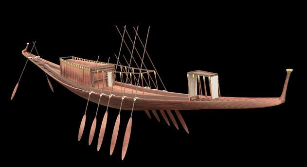 Barque de kheops