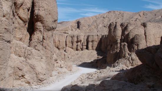 Vue de la vallée des singes