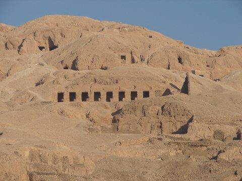 Tombe de la vallée des nobles