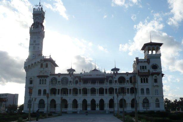 Le palais Montazah