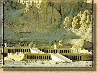 Montage Deir-El-Bahari