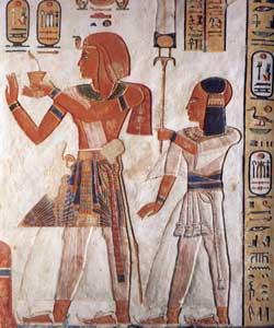 khaemouhas et Ramsès III