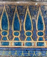 frise de la tombe de Thoutmosis II