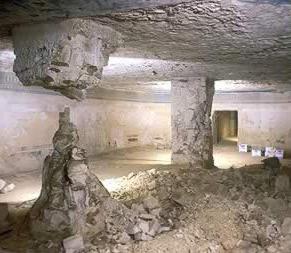 suite tombe inachevée de Thoutmosis II