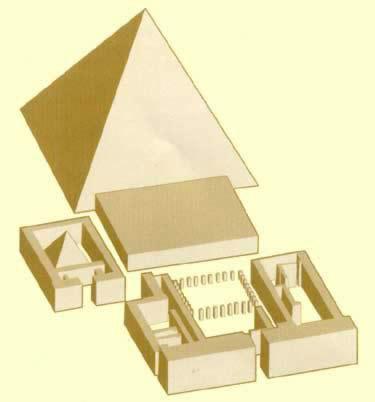 La Pyramide d'Amosis I