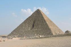 Mikerinos pyramid
