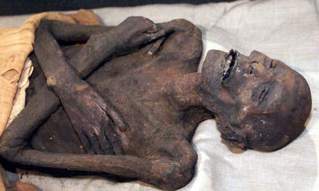 Momie de Ramsès I