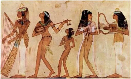 la musique egyptienne