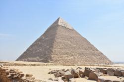 Pyramid of khafre giza egypt in 2015 2
