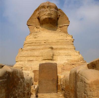 Sfinx and dream stela 03 med hr