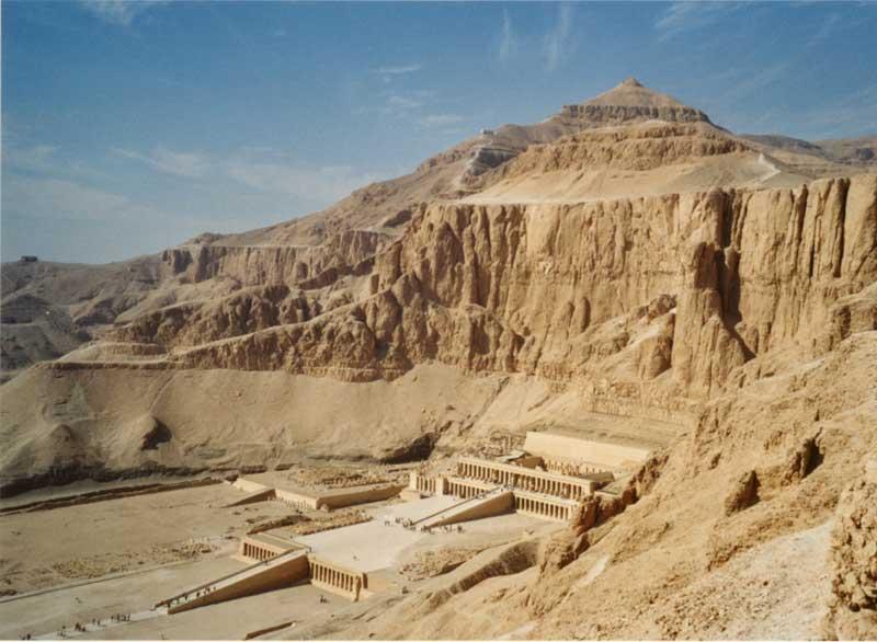Temple deir el bahari