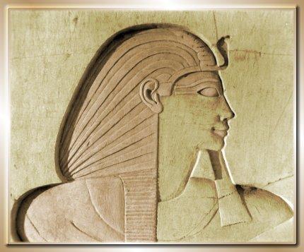 Bas relief de Thoutmosis II
