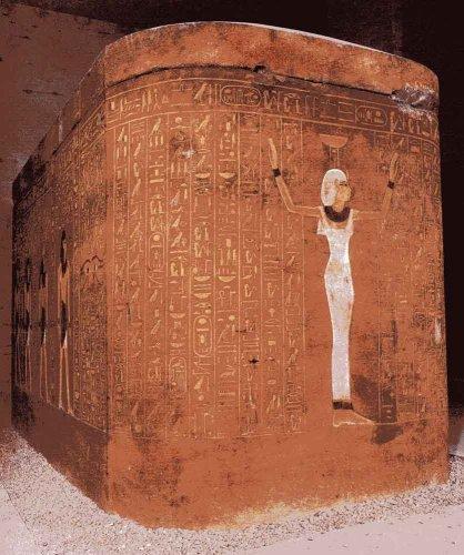 sarcophage de Thoutmosis IV